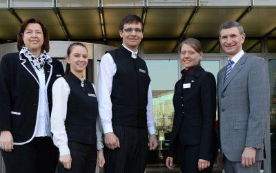 Radisson Blu Leipzigs Trainees are among the best